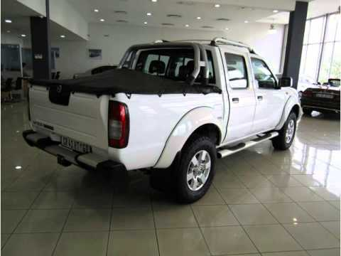 2013 NISSAN HARDBODY 2.4 Double Cab Hi-rider Auto For Sale On Auto Trader South Africa