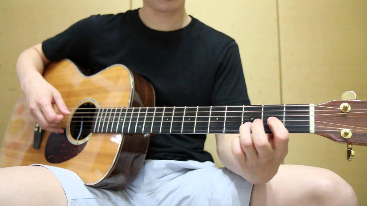 Adele someone like you guitar tutorial youtube baditri Image collections