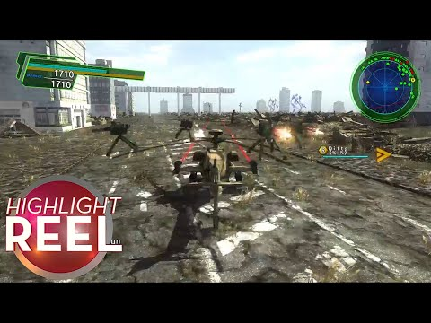 Highlight Reel #361 - Turret-Covered Helicopter Becomes Video Game Death Machine