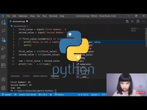 How to Code PYTHON: Perform Data-Type and Value Checks on Numeric Data - Mathematical Operations