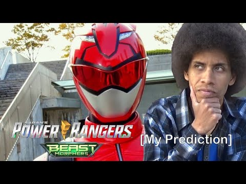 Power Rangers Beast Morphers Trailer Review Updated Prediction The