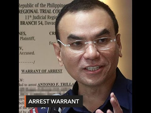 Metro Manila police chief asks Davao cops to 'LBC' Trillanes arrest warrant