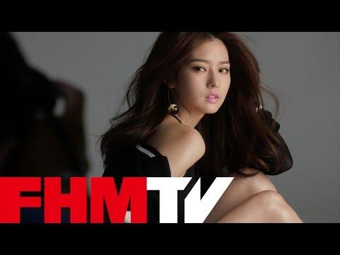 FHM 2016 七月號 Cover Girl 好想網住她──陳語安