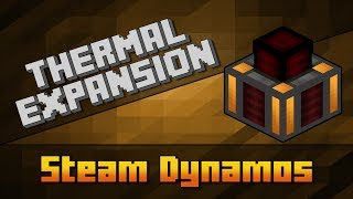 Thermal Expansion - Steam Dynamos