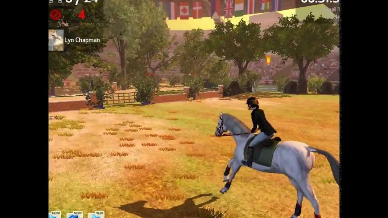 New Riding Club Championship Game 2013 - YouTube