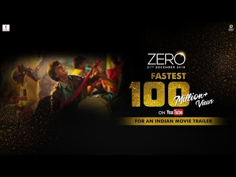 Zero | Official Trailer | Shah Rukh Khan | Aanand L Rai | An