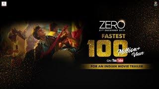 Zero | Official Trailer | Shah Rukh Khan | Aanand L Rai | Anushka | Katrina | 21 Dec 2018