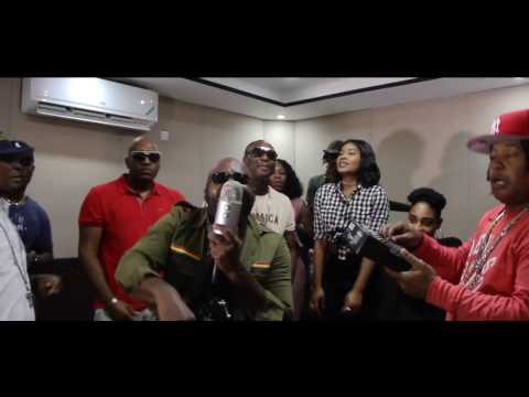 RICHIE STEPHENS Sound Boy You Dead (Official Video) Steely & Clevie Jamaica