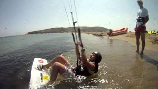 KenyOnBoard - Prasonisi 2011 - kite is easy