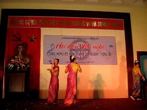 Tình hữu nghị Việt Lào.AVI