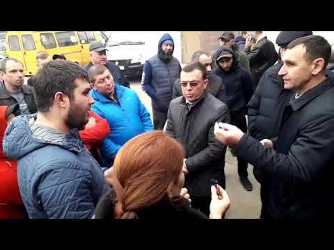 #ОПР# Забастовка маршрутчиков в г. Прохладный