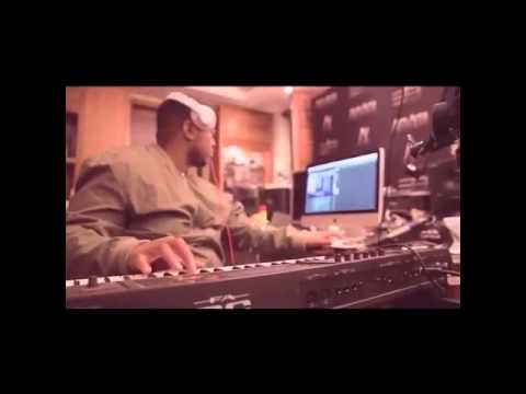 JR's in studio with Anatii pt1