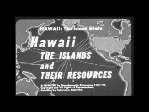 Hawaii: Islands and Resources