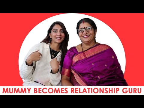 My Mom Becomes A Relationship Guru | Answers relationship questions from you thumbnail