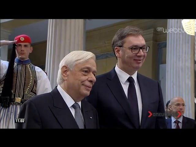 <span class='as_h2'><a href='https://webtv.eklogika.gr/stin-athina-gia-episimi-episkepsi-o-proedros-tis-servias-10-12-2019-ert' target='_blank' title='Στην Αθήνα για επίσημη επίσκεψη ο Πρόεδρος της Σερβίας | 10/12/2019 | ΕΡΤ'>Στην Αθήνα για επίσημη επίσκεψη ο Πρόεδρος της Σερβίας | 10/12/2019 | ΕΡΤ</a></span>