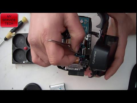 Sony DSC-HX300 Repair Error E:62:20 Ifixit