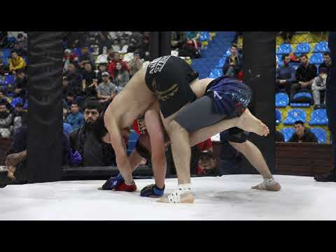 Колизей: Битва Чемпионов 10: Бахтовар Наимов (Таджикистан) vs. Ибраим Нурзаман (Кыргызстан)   70 кг