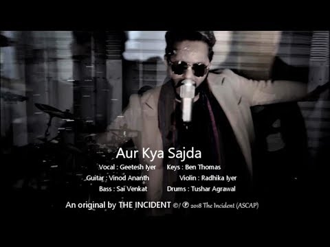 Aur Kya Sajda  - Official Music Video