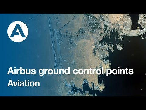 Ready for take-off with Airbus Ground Control Points