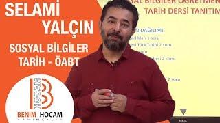24) Selami YALÇIN - İlk Türk İslam Devletleri - Genel Tekrar (2018)
