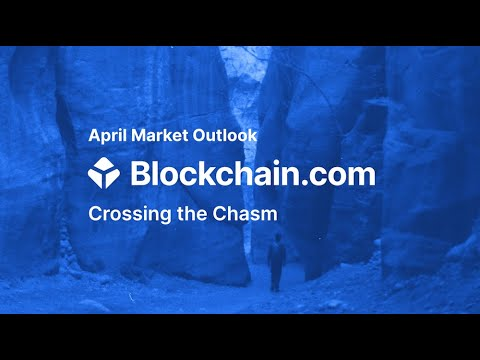 Blockchain.com Crypto Market Outlook - April 2021