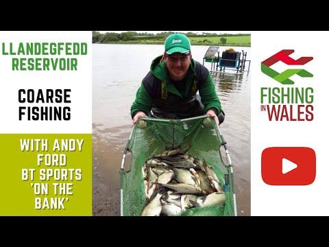 FiW  - Llandegfedd Reservoir Bream Fishing