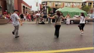 ULICA NASZA (NATURAL GRECCE  DANCE)  [HD]
