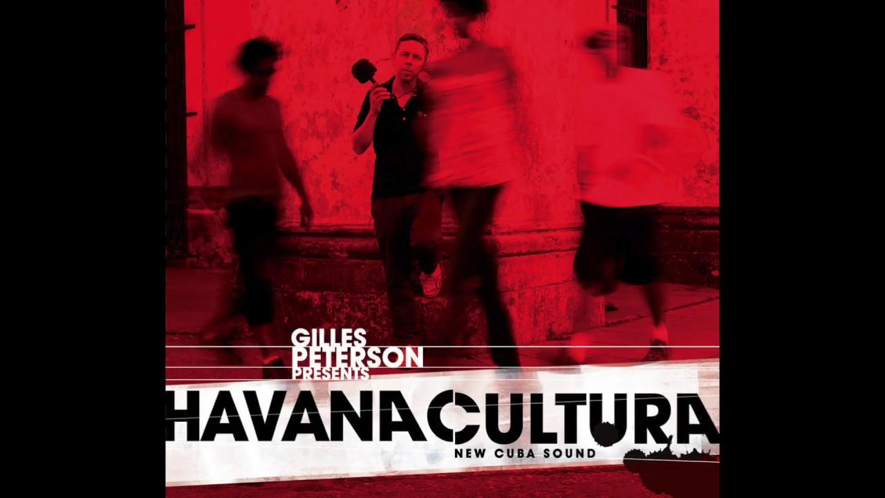 Gilles Peterson's Havana Cultura Band - Roforofo Fight (Louie Vega Remix) 128 kb/s