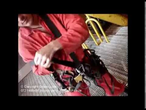 Rope Access offshore angola