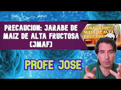 Precaución: Jarabe de Maíz de Alta Fructosa (JMAF)