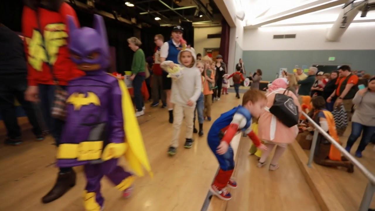 4th Annual Lumacon Children's Costume Parade