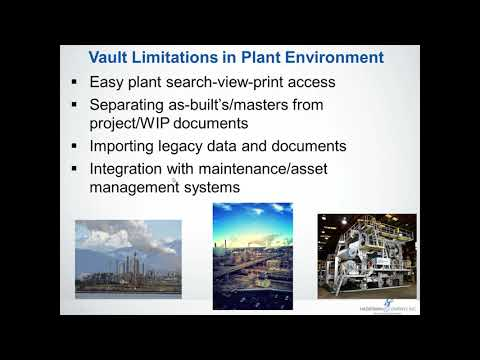Solve Plant Data Management Challenges with Autodesk Vault