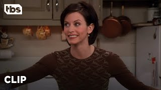 Friends: Monica Wants to be the Hostess (Season 4 Clip) | TBS