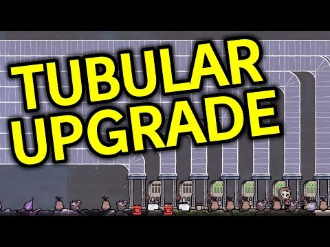 TUBULAR Upgrade Vorschau - Oxygen Not Included (deutsch)(preview)