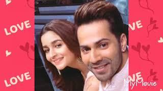 Varun dhawan and Alia bhatt new VM