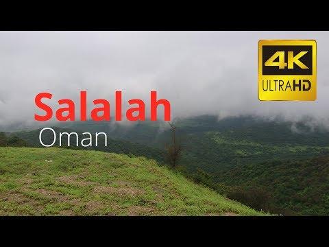 SALALAH OMAN TOURIST PLACE 4K