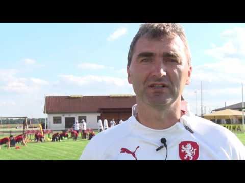 Jan Suchopárek o reprezentaci U19
