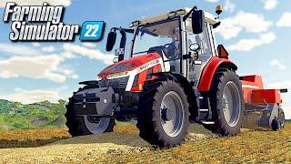 Zbieranie kamieni, dzikie zwierzęta🦌 - Farming Simulator 22