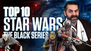 Top 10 Best Sтar Wars The Black Series Action Figures - List Show #78