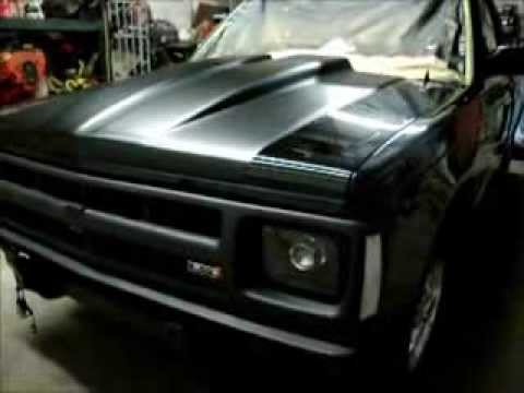 CHEVY S10 85 LS1 SWAP == NEW 2nd VIDEO == - YouTube