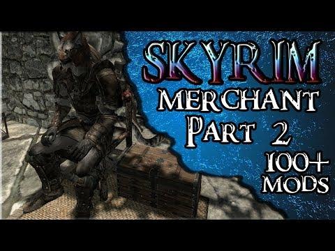 Skyrim Merchant Part 2 - How i make my money