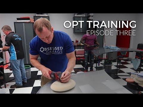 Optimum Polymer Technologies Training: Episode 3