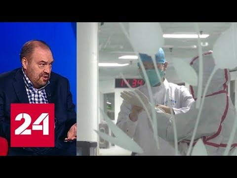 Распространение коронавируса по миру: мнение экспертов - Россия 24