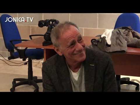 Conferenza stampa Roberto Vecchioni al Palaercole ...