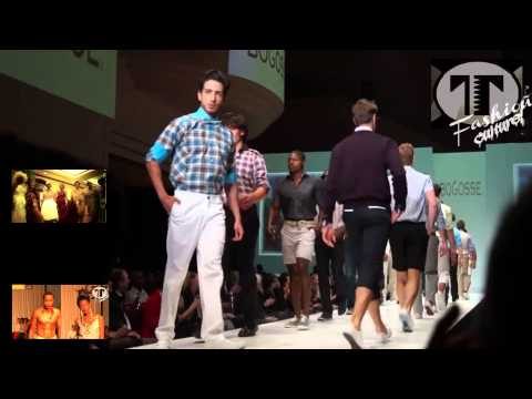 Fashion Friday's: Patrick & Fabrice Tardieu - Bogosse - Fashion Houston 2012