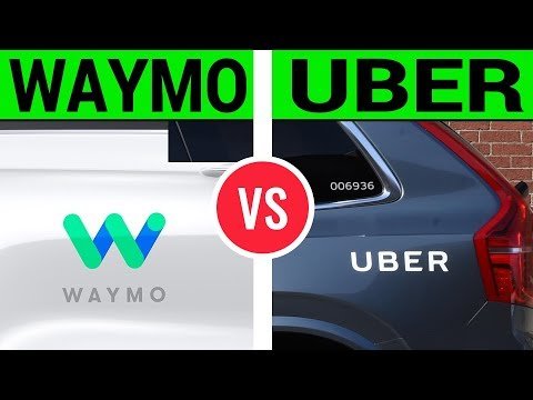 Who Won in Waymo vs Uber Self-Driving Drama?