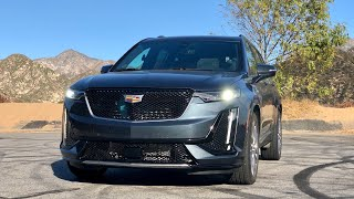 Cadillac XT6 krótki test PL WCOTY Pertyn Ględzi