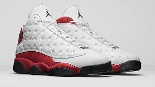 Air Jordan 13 White/True Red (Chicago
