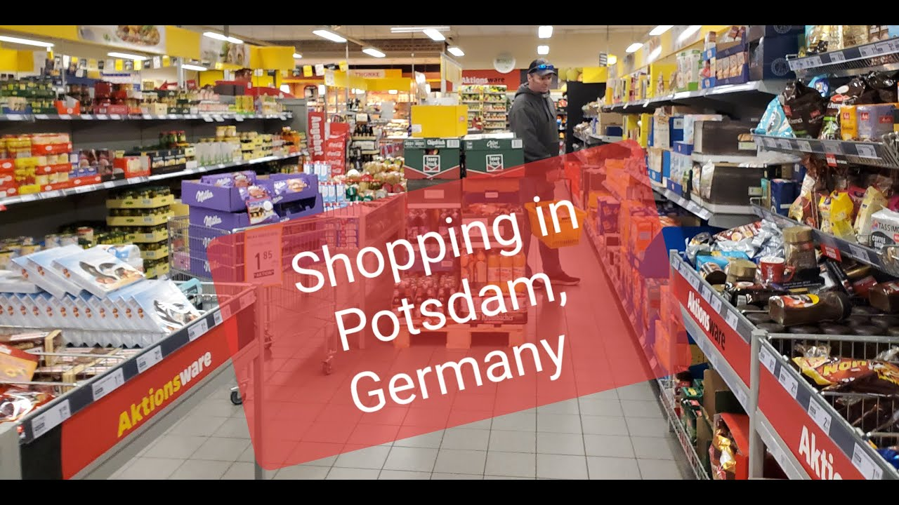 Potsdam Shopping