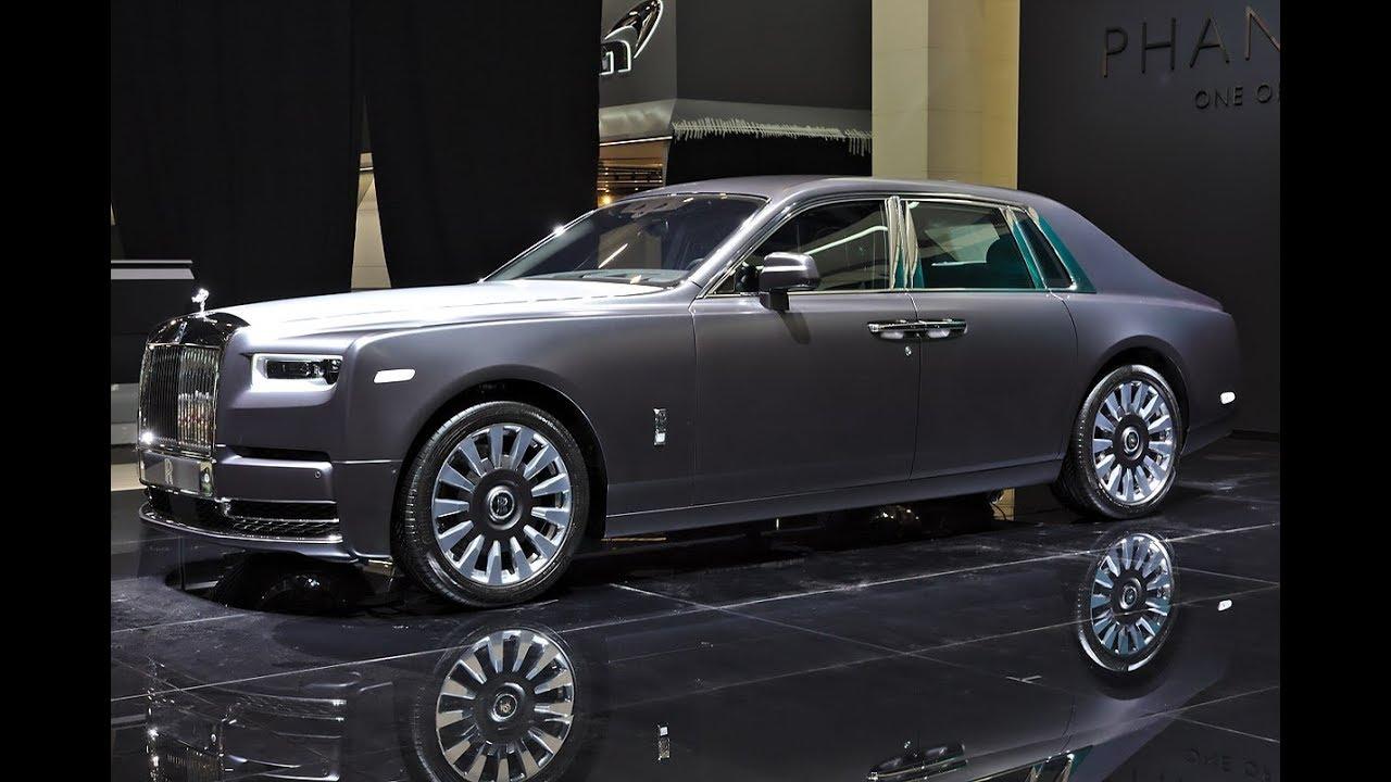 Rolls Royce Phantom 8 Generation 2019 | Review - YouTube